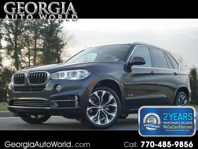 2015 BMW X5 AWD 4dr xDrive35i Sport Activity