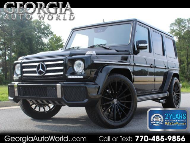 2008 Mercedes-Benz G55 AMG Grand Edition