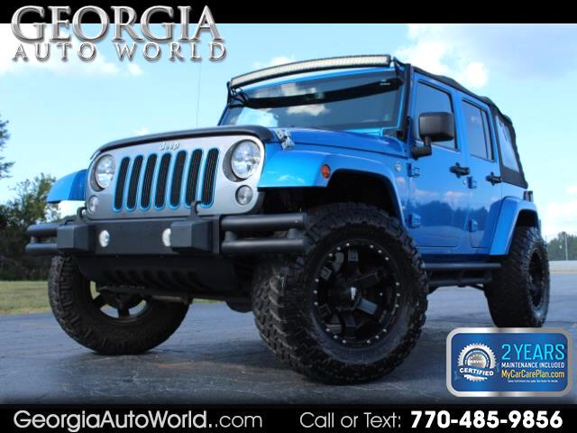 2014 Jeep Wrangler Freedom Edition 4x4