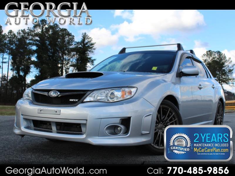 2012 Subaru Impreza WRX 4-Door