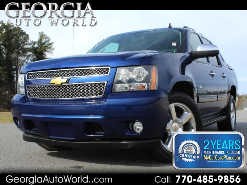 2013 Chevrolet Avalanche LT 2WD