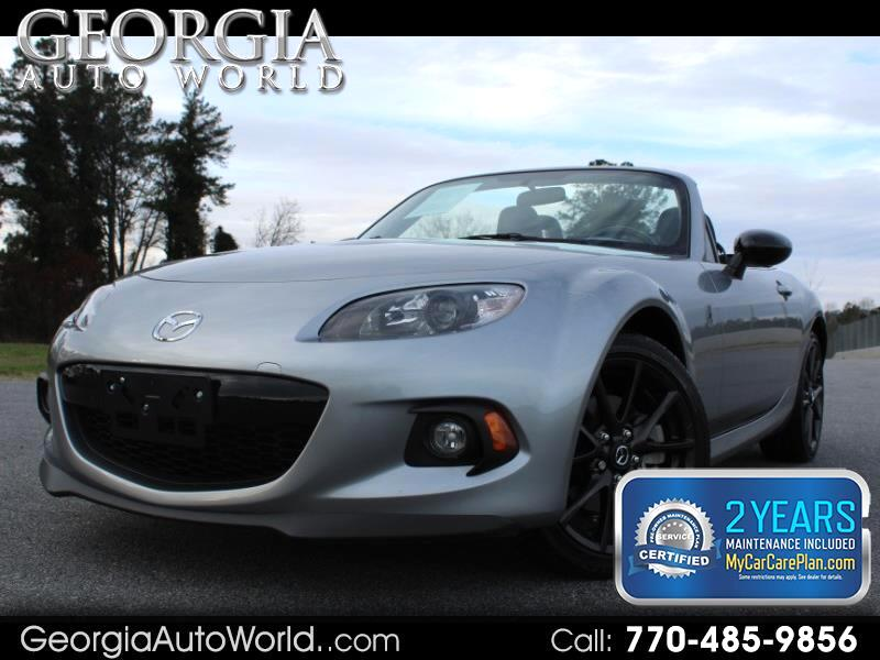 2013 Mazda MX-5 Miata Club AT