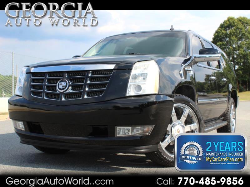 2013 Cadillac Escalade ESV 2WD Luxury