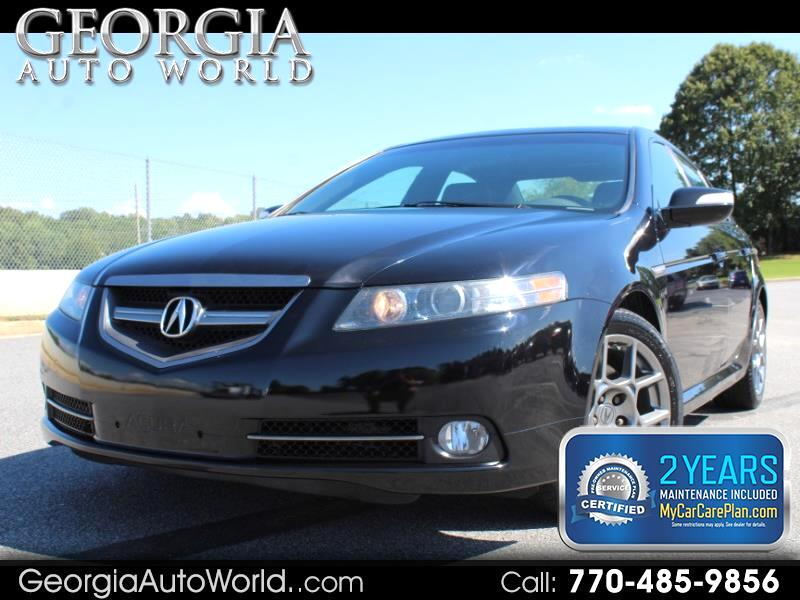 2007 Acura TL Type-S 5-Speed AT