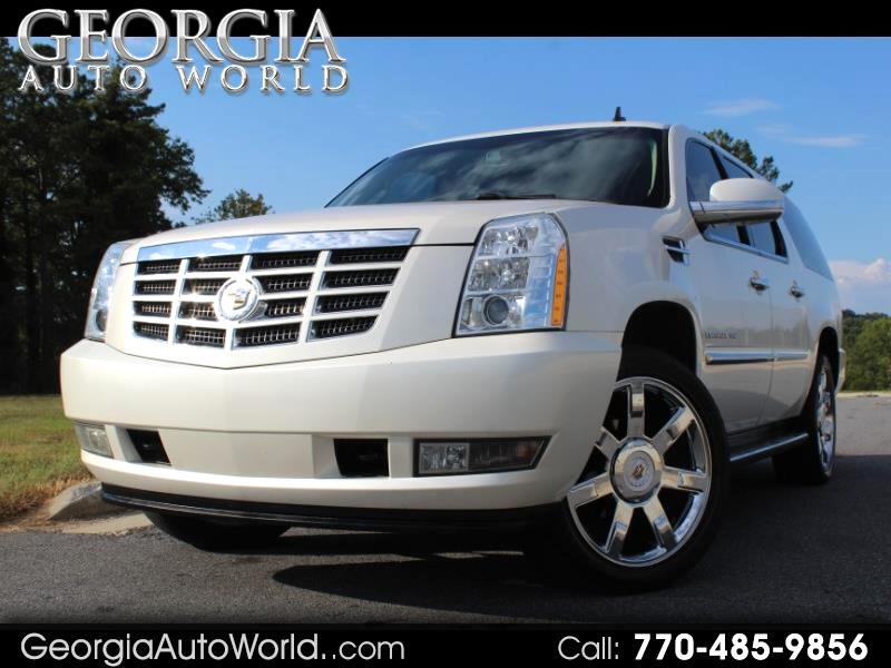 Cadillac Escalade ESV 2WD Luxury 2011