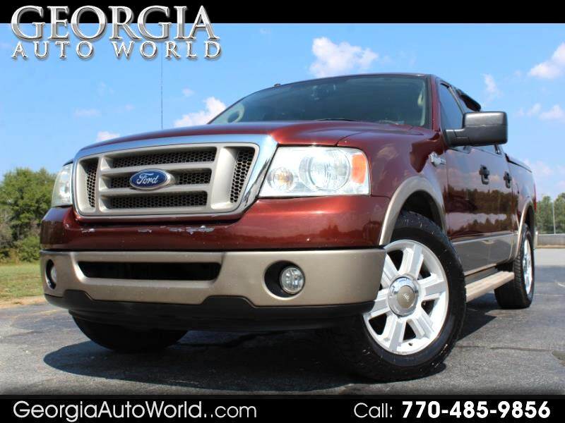 2006 Ford F-150 King Ranch 2WD SuperCrew 6.5' Box