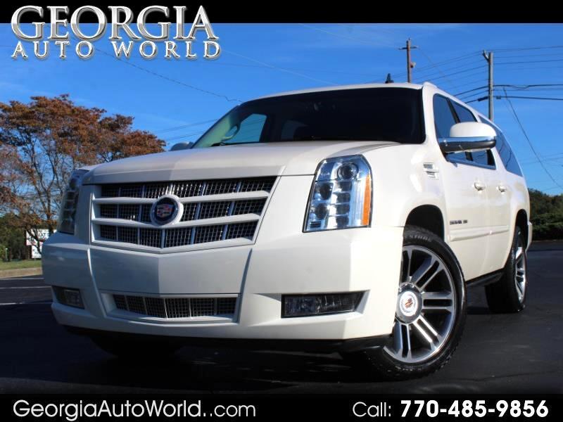 2013 Cadillac Escalade ESV 2WD Premium