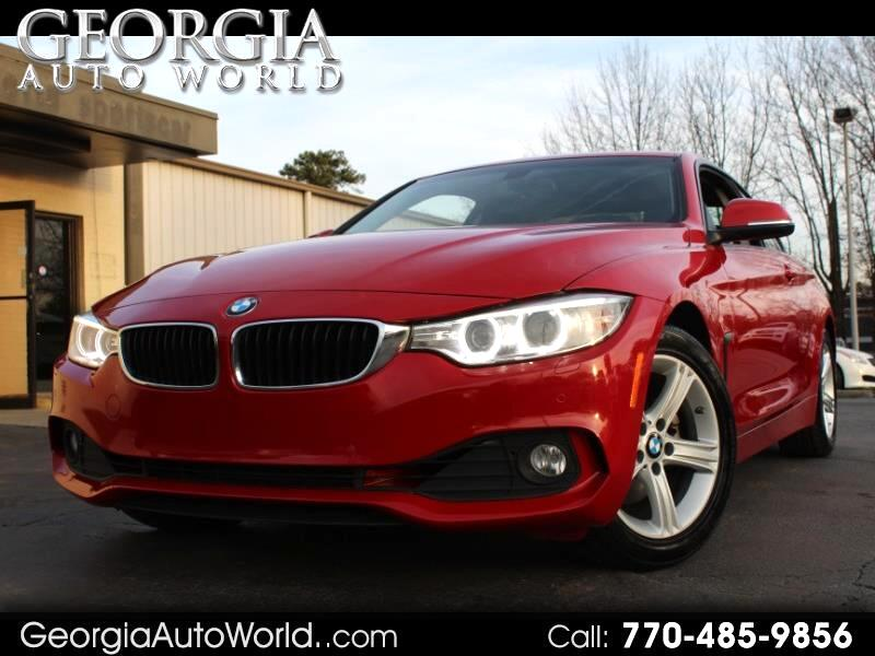 BMW 4-Series 428i xDrive 2014