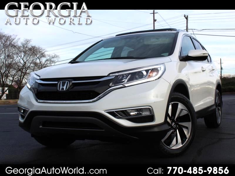 Honda CR-V Touring 2WD 2016