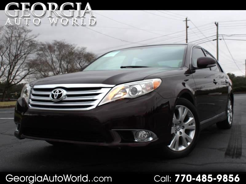 Toyota Avalon 4dr Sdn Limited (Natl) 2011