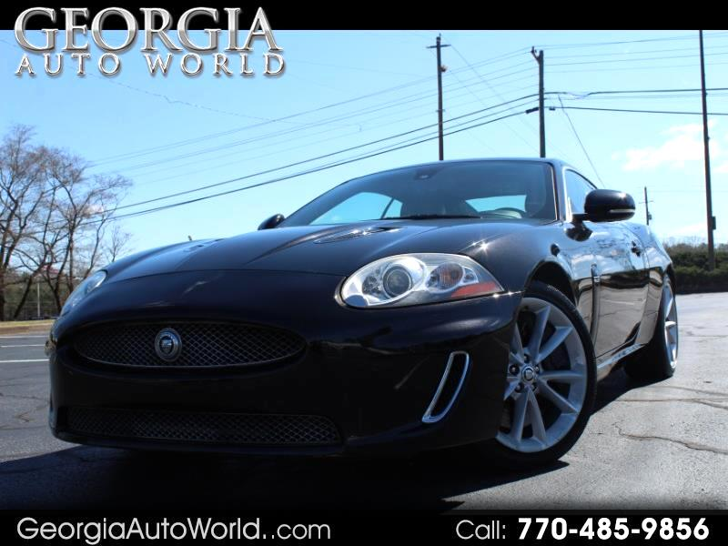Jaguar XK-Series XKR Coupe 2010