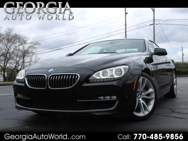BMW 6-Series 640i Coupe 2013