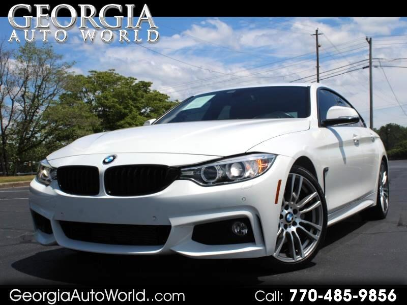 BMW 4-Series Gran Coupe 428i 2016