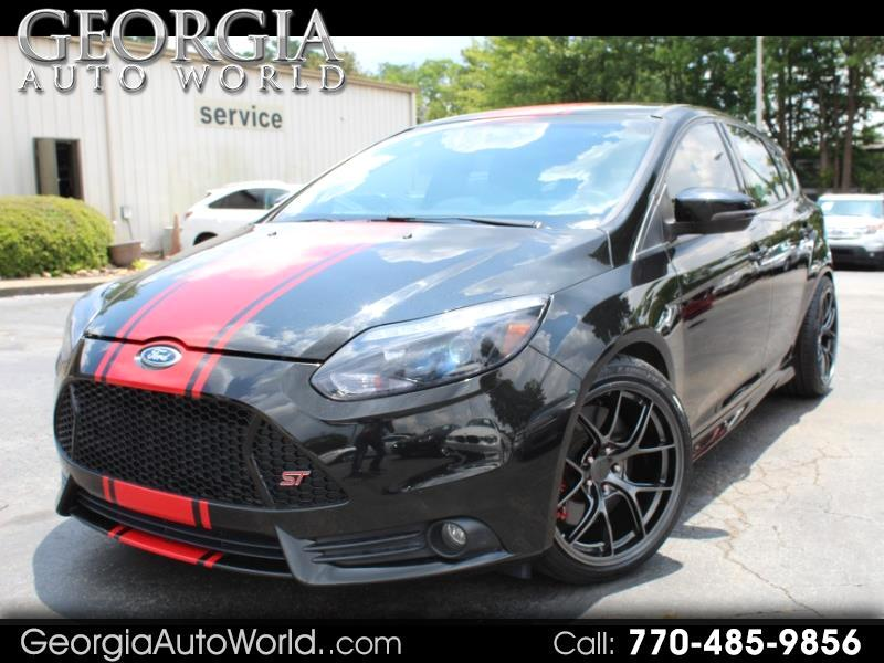 Ford Focus ST Hatch 2014