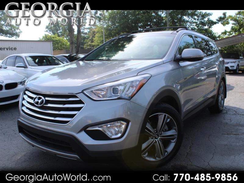 Hyundai Santa Fe Limited w/Ultimate Package 2016