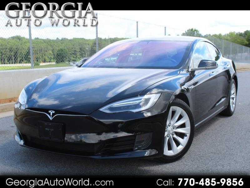 Tesla Model S 75D AWD 2017
