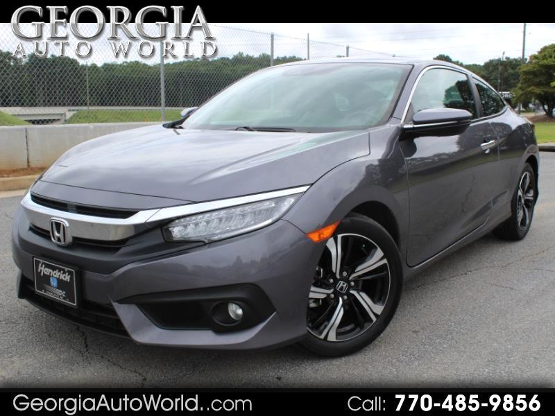 Honda Civic Touring Coupe CVT 2017