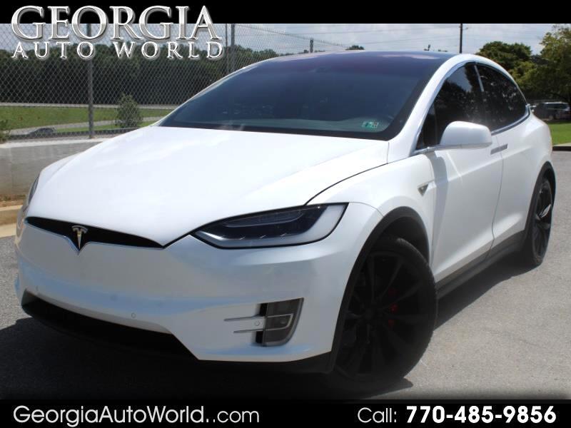 Tesla Model X P90D 2016
