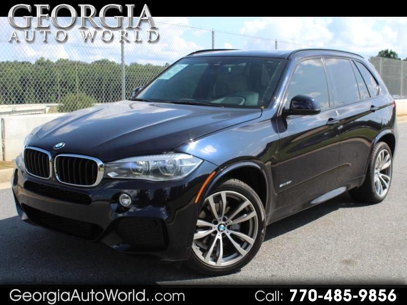 BMW X5 xDrive35i Sports Activity Vehicle 2015