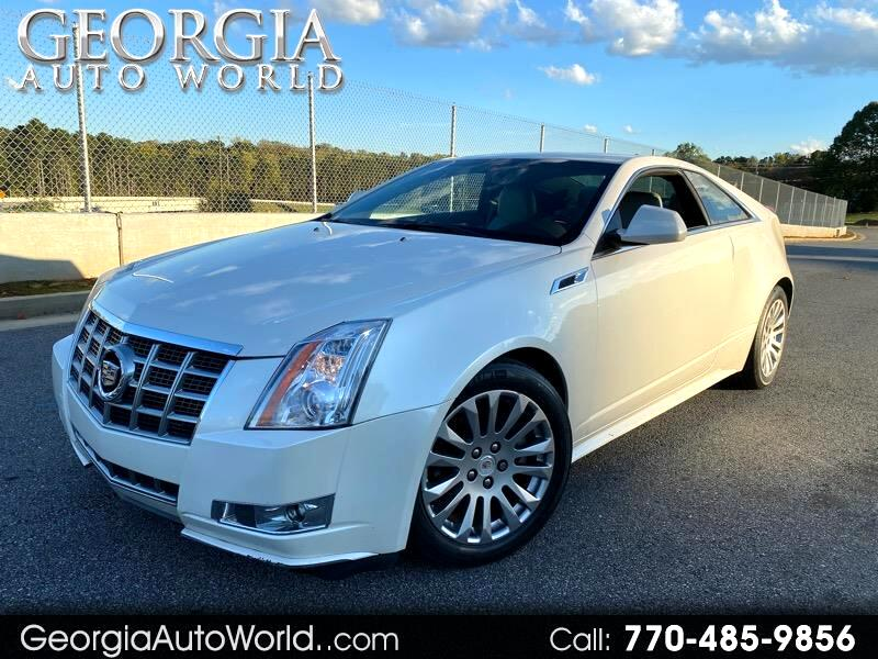 Cadillac CTS 3.0L Perfomance 2013