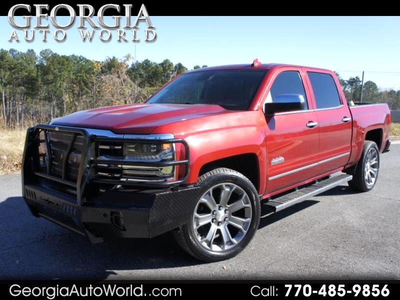 Chevrolet Silverado 1500 High Country Crew Cab Short Box 2WD 2018