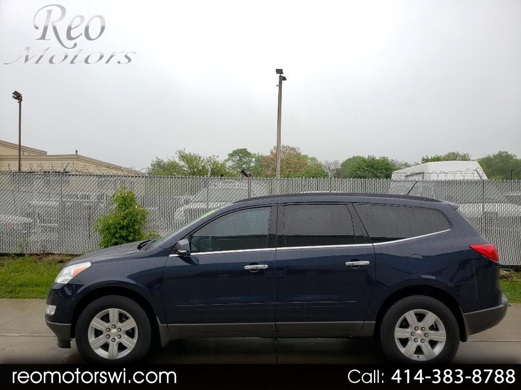 2011 Chevrolet Traverse AWD