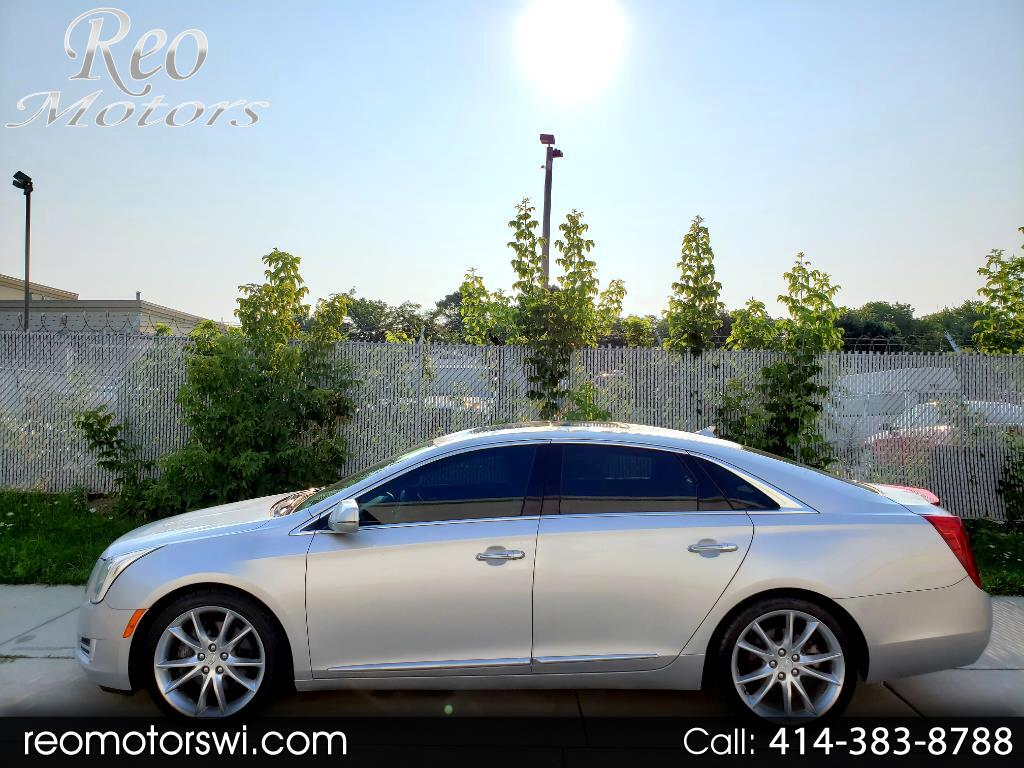 2014 Cadillac XTS AWD