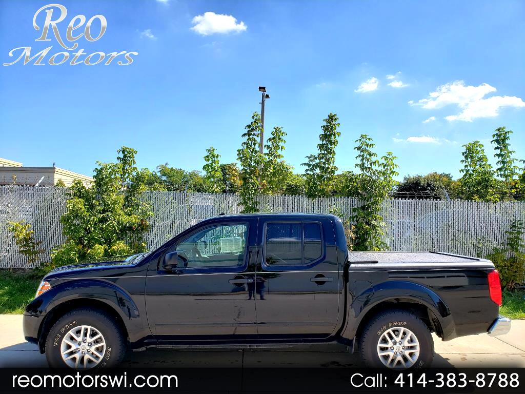 2014 Nissan Frontier Crew Cab 2WD