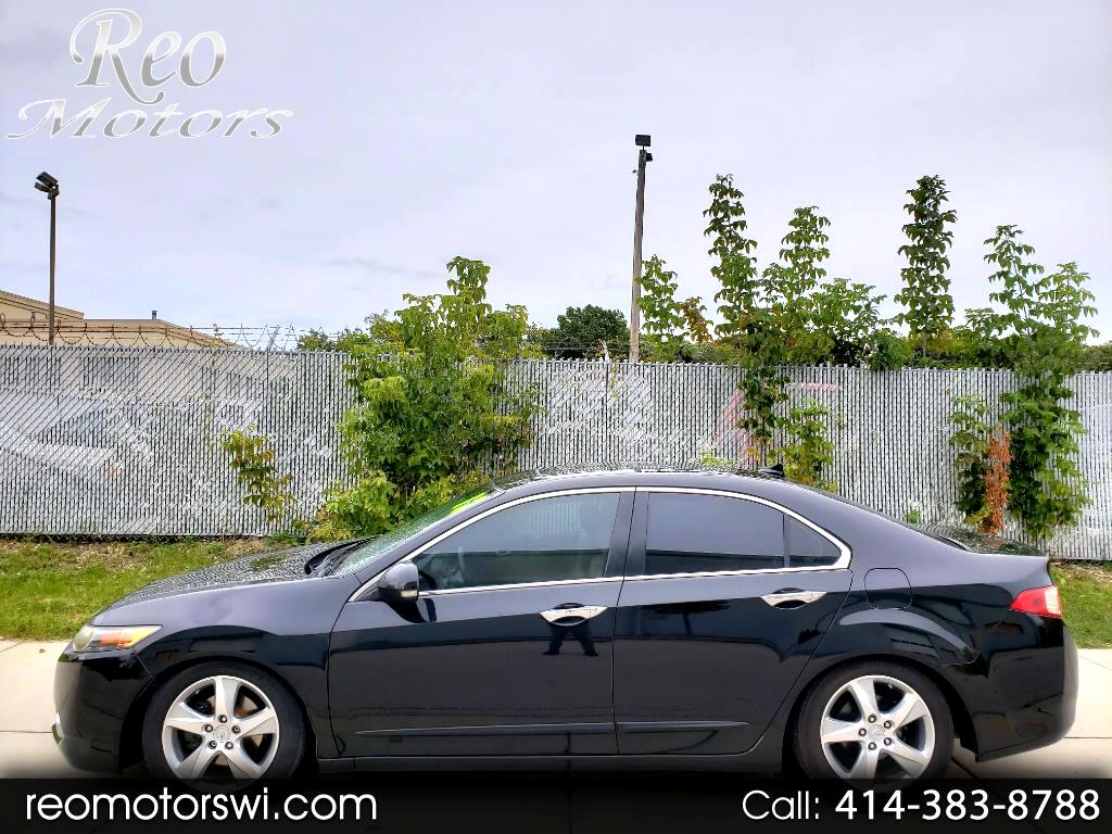 2012 Acura TSX Sedan
