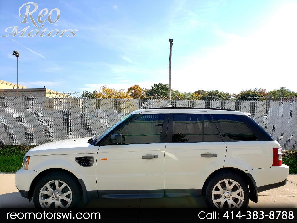 2008 Land Rover Range Rover Sport AWD