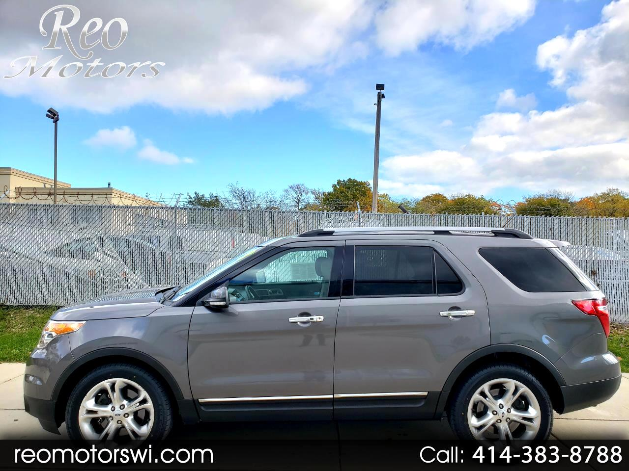 2013 Ford Explorer 2WD