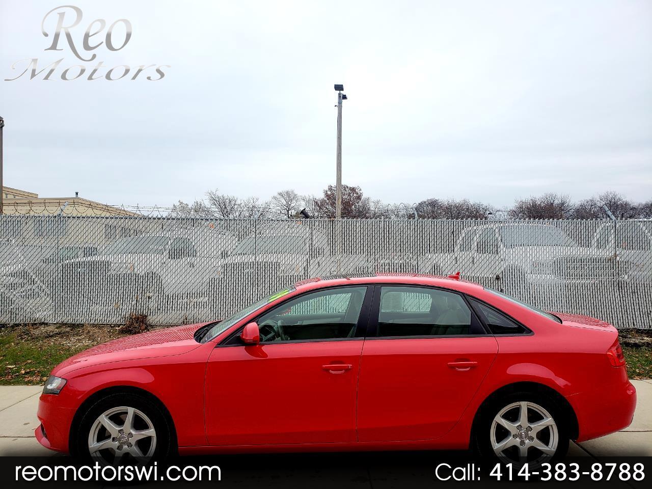 2009 Audi A4 2.0