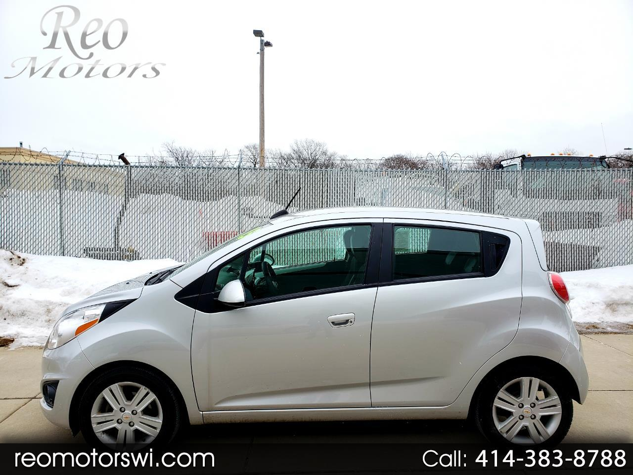 2015 Chevrolet Spark A/T