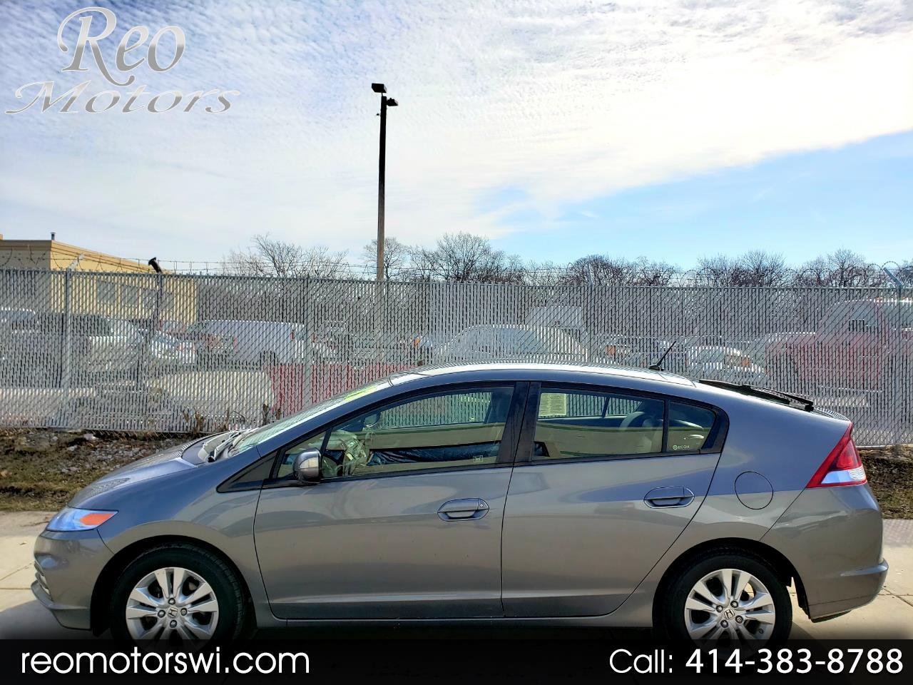 2013 Honda Insight FWD