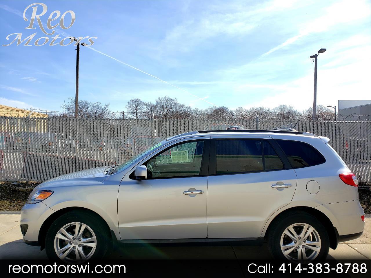 2012 Hyundai Santa Fe Limited 3.5 FWD