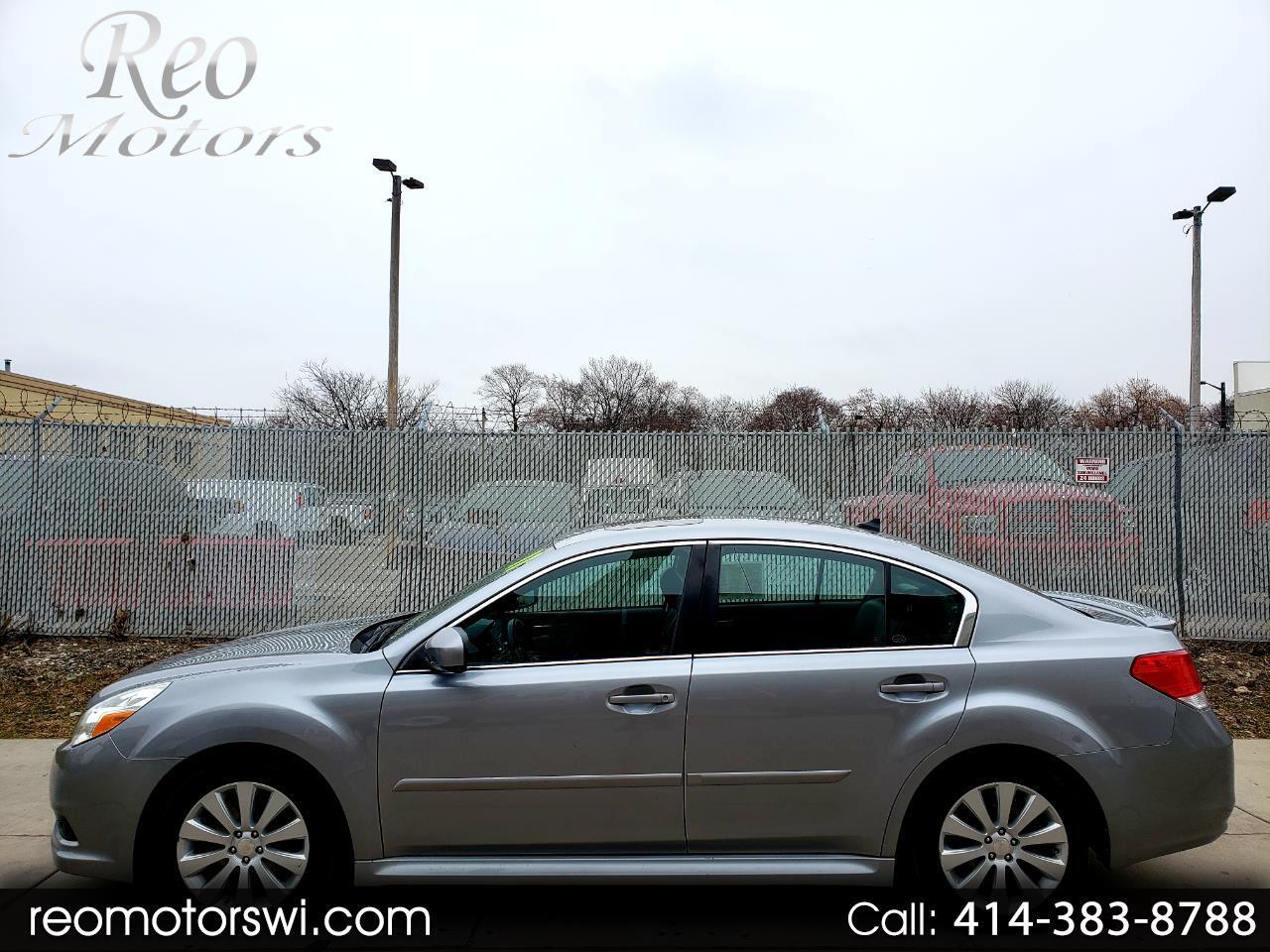 2011 Subaru Legacy AWD