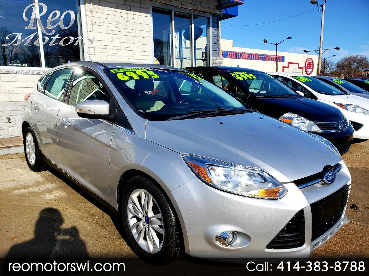 2012 Ford Focus Automatic