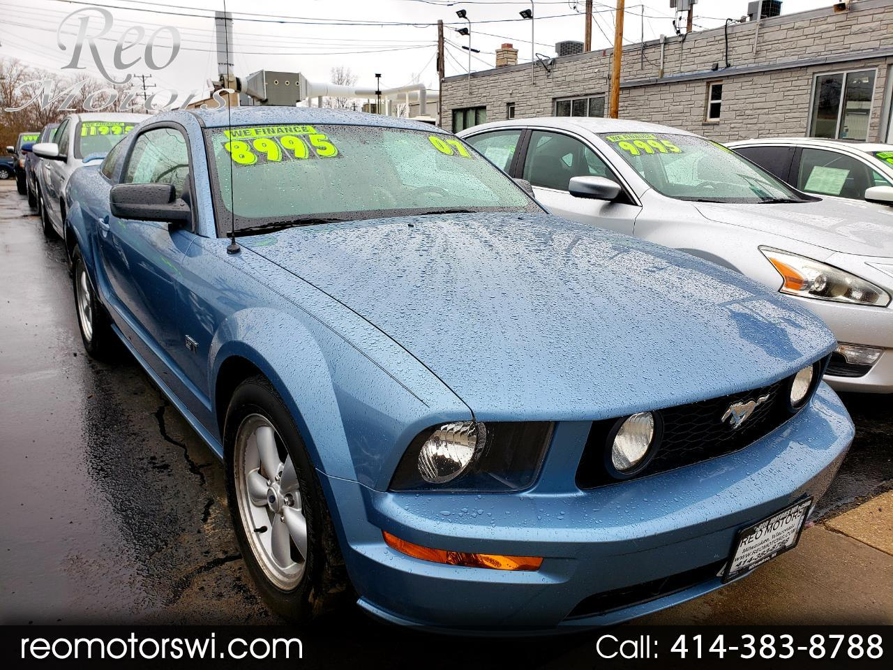 2007 Ford Mustang GT Coupe