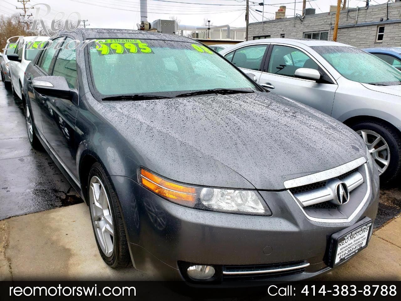 2008 Acura TL AT