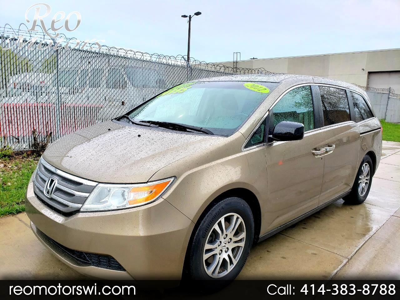 2012 Honda Odyssey FWD