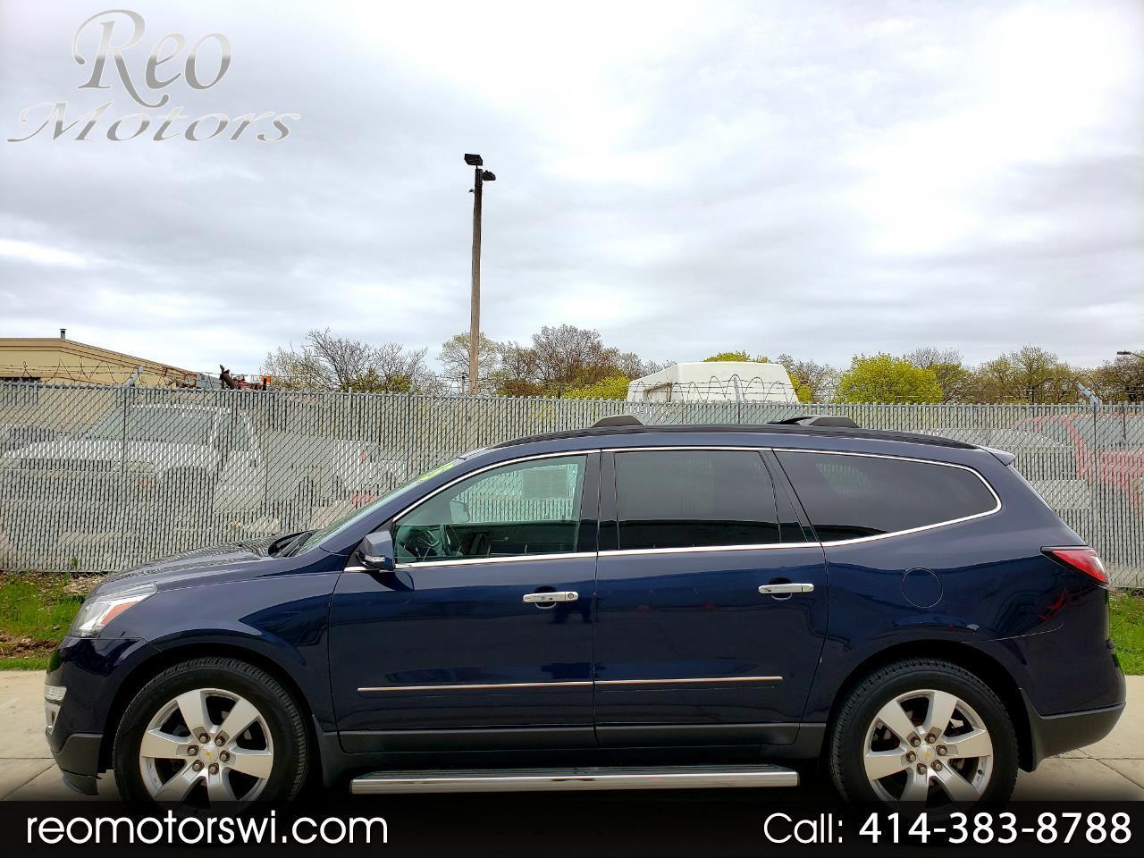 2015 Chevrolet Traverse LTZ AWD
