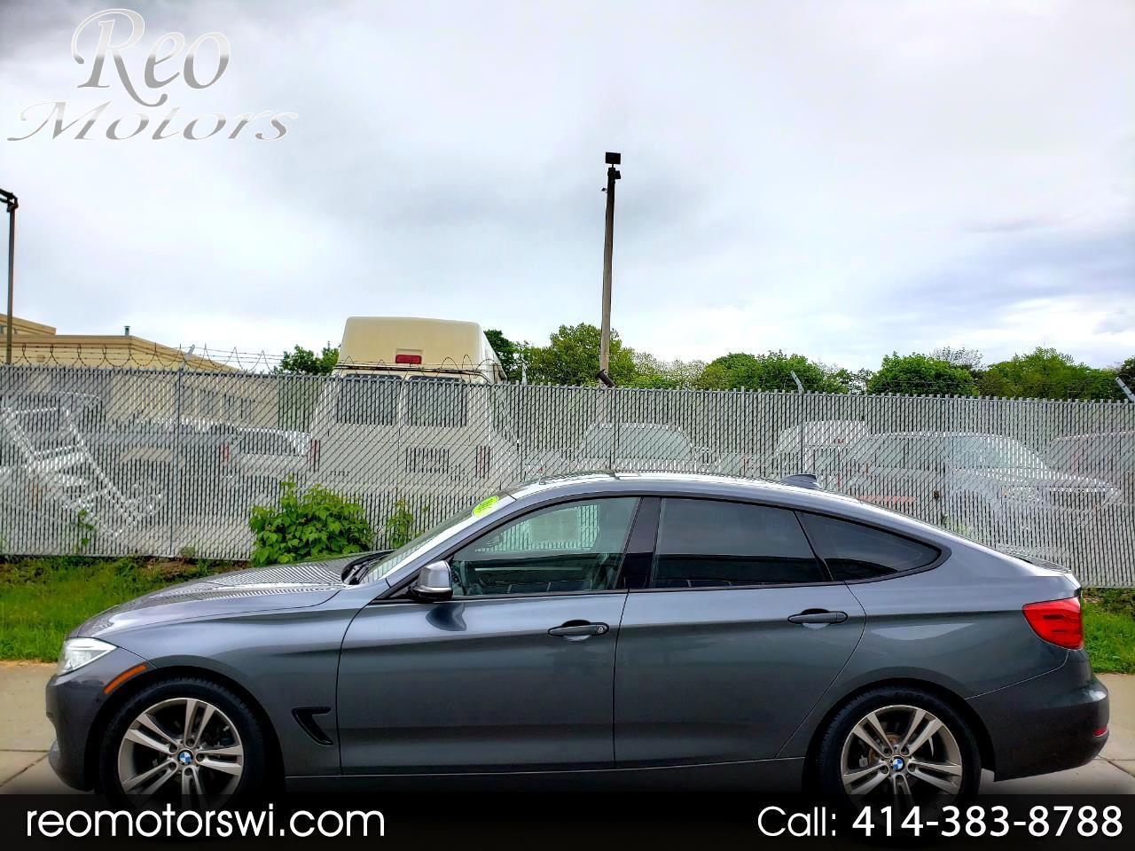 2016 BMW 3-Series Gran Turismo 328i xDrive SULEV