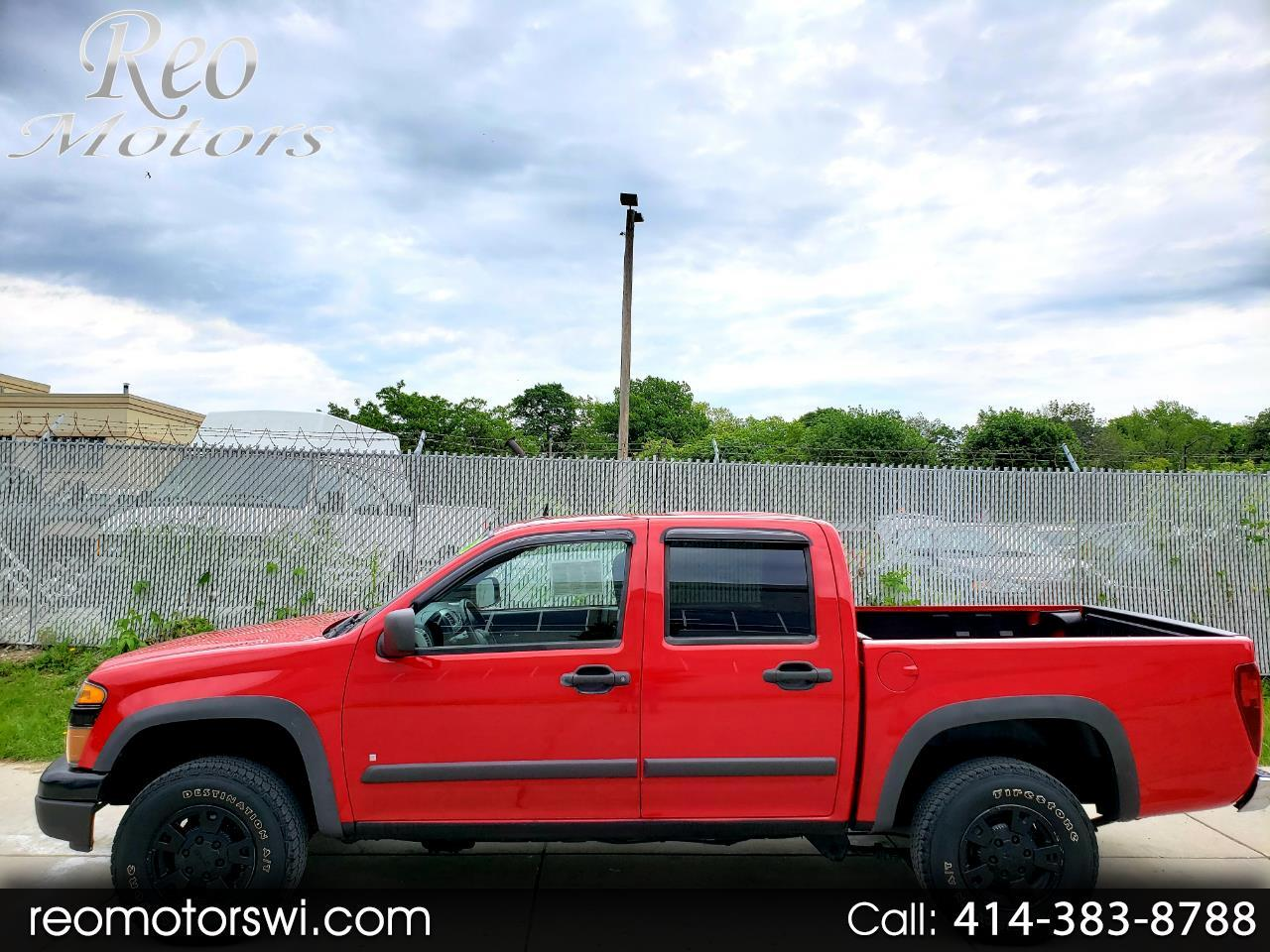 2008 GMC Canyon Crew Cab 4WD