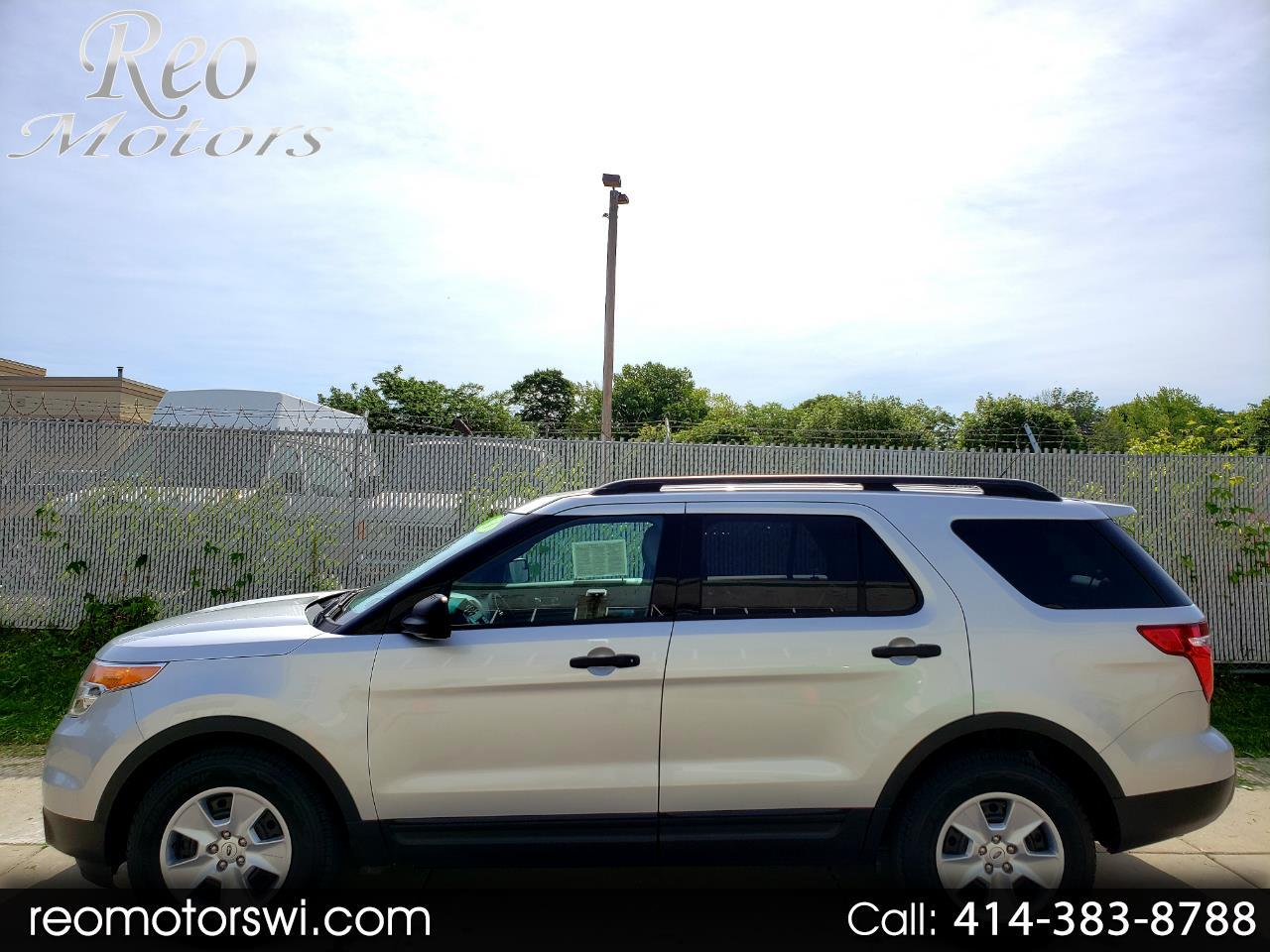 2013 Ford Explorer FWD