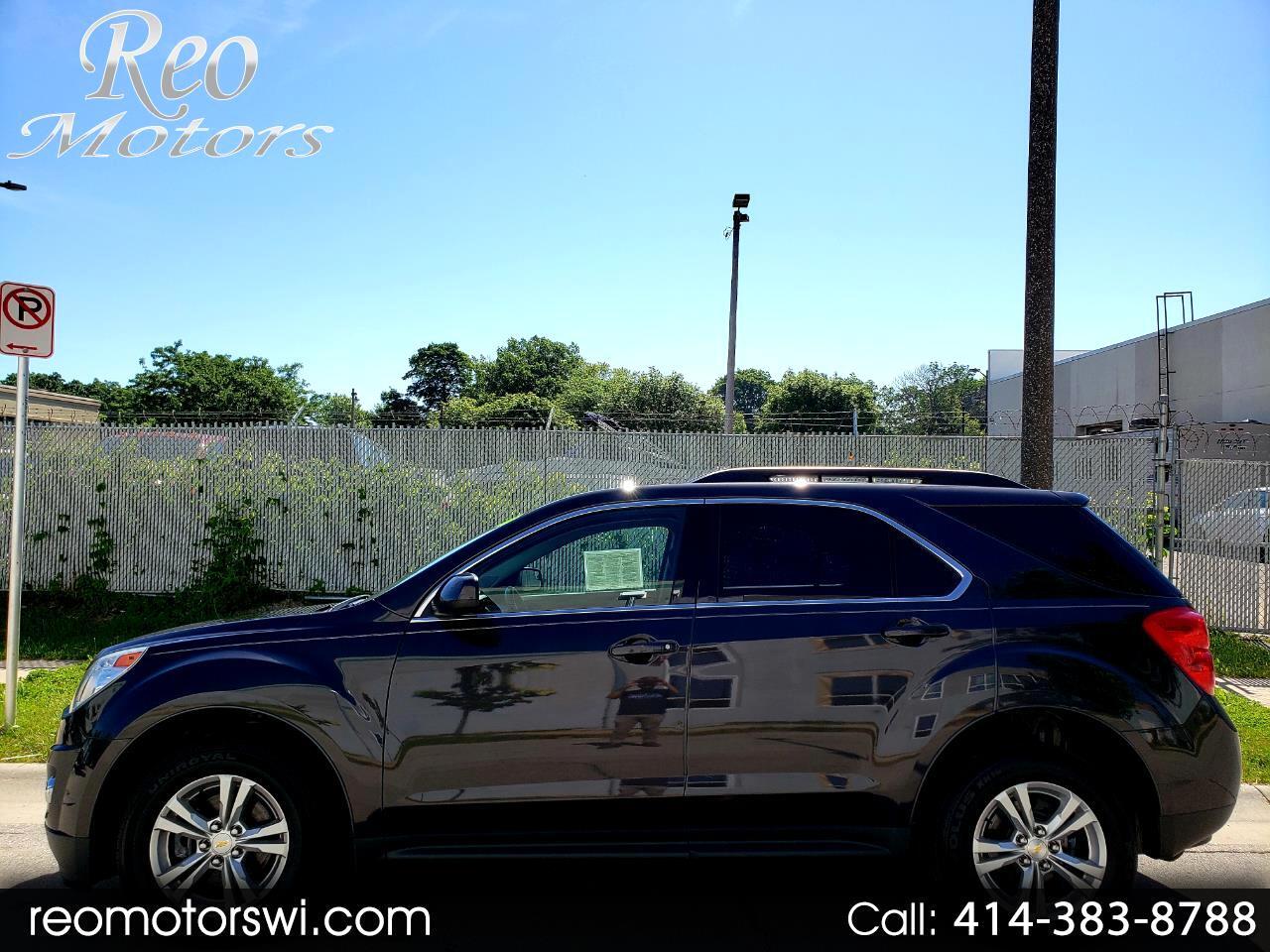 2013 Chevrolet Equinox LT 2WD