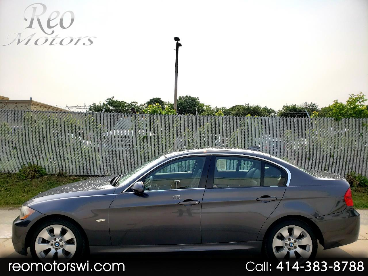 2006 BMW 3-Series 330xi Sedan
