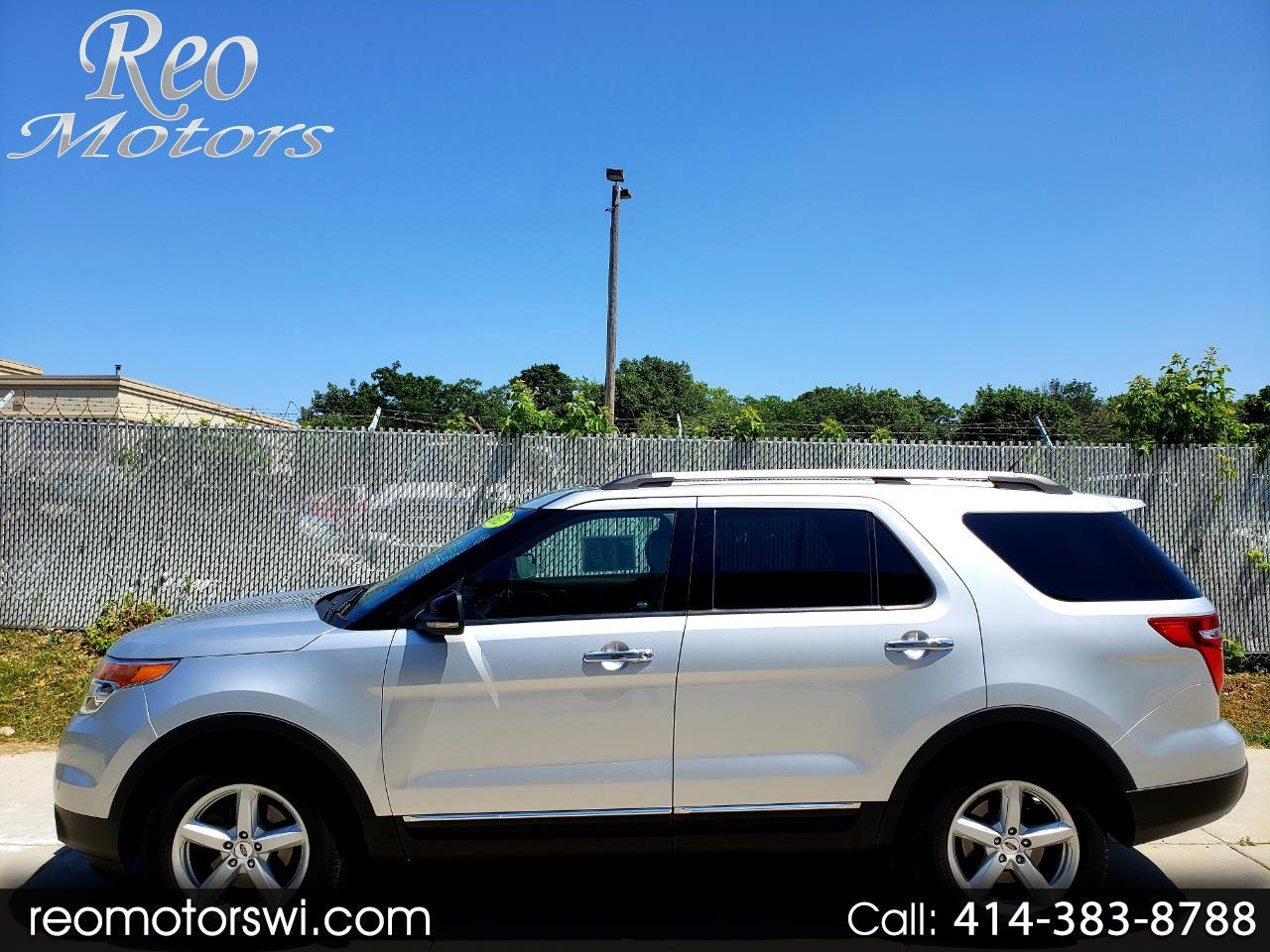 Ford Explorer XLT 4WD 2012