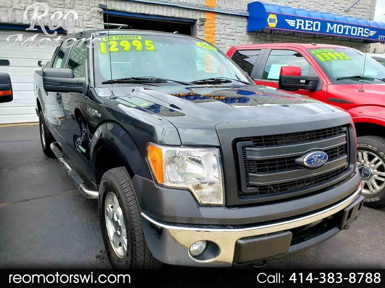 2013 Ford F-150 4WD