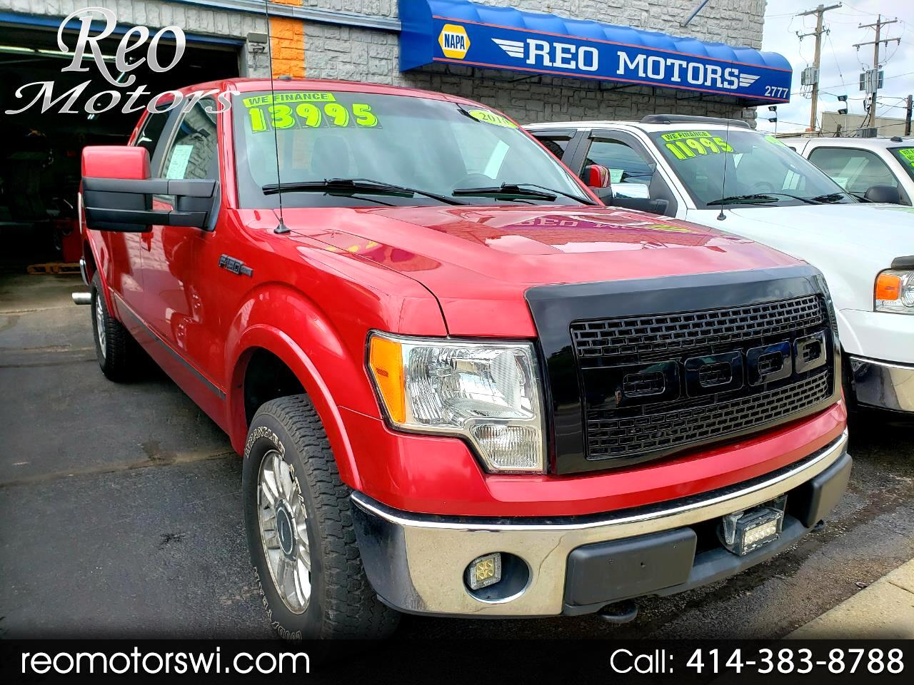 2010 Ford F-150 4WD
