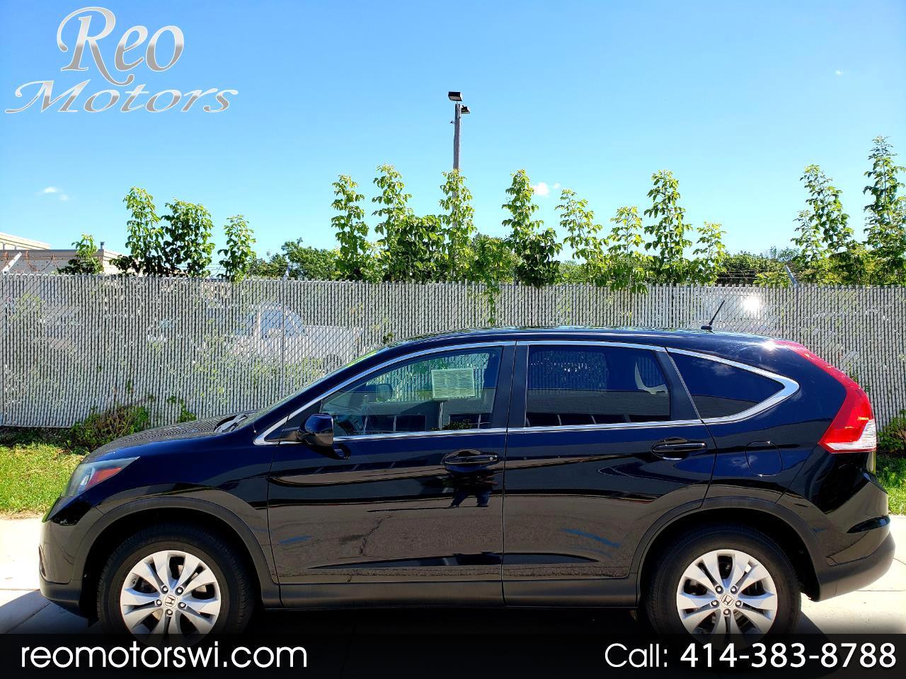2013 Honda CR-V 4WD